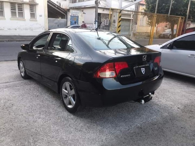 Honda Civic lxs 1.8 flex 2008