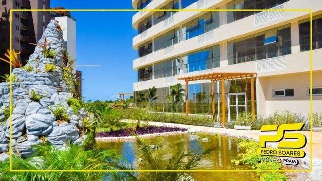 Apartamento com 4 dormitórios para alugar, 223 m² por R$ 6.400/mês - Altiplano - João Pess - Foto 15