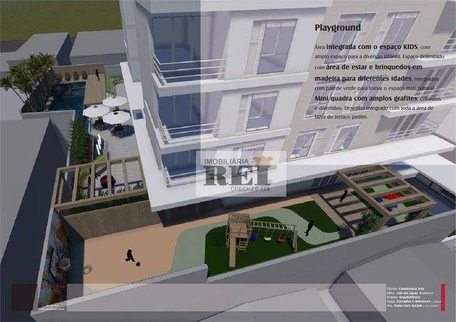 Apartamento com 4 dormitórios à venda, 226 m² por R$ 2.034.000 - Setor Central - Rio Verde - Foto 14