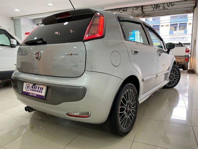 Fiat Punto 1.8 Sporting manual 2013( GNV ) - Foto 7