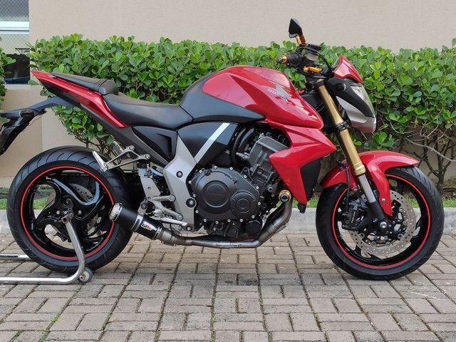 Honda cb1000r 2013 lindíssima!! ( Anúncio real )