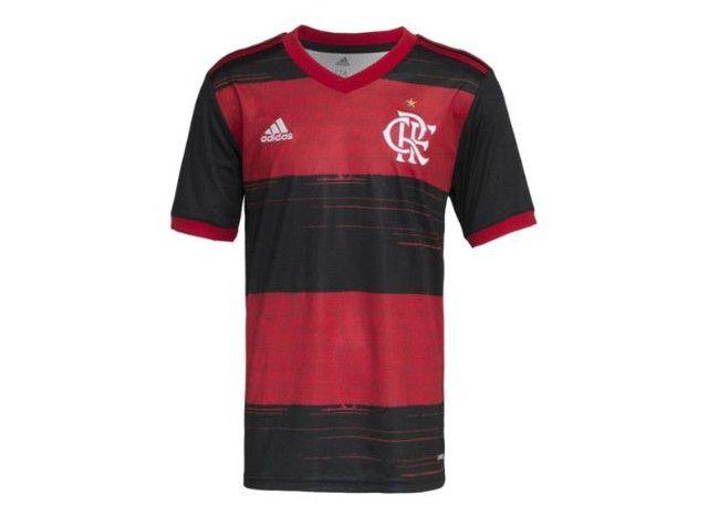 Camisa Flamengo 20/21 Home -Modelo Torcedor