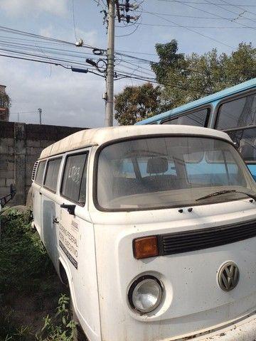 Kombi carroceria e passageiro DESCRIÇÃO - Foto 3