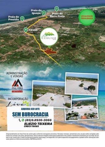 Lotes EcoLive em Aquiraz à 5 min da praia do Presídio! - Foto 12