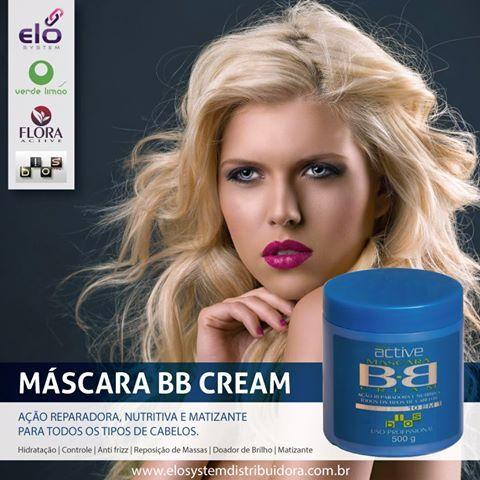Máscara BB Cream matizante