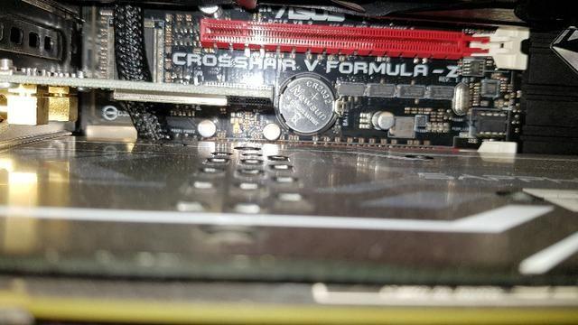 Placa Mãe Asus Rog Crosshair V Formula-z 990fx