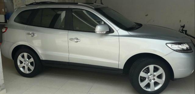 Hyundai Santa Fé 2.7 5 Lugares ótimo Estado Vendo Ou Troco Por Kia Bongo