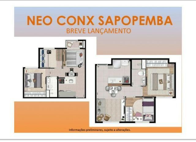 Lançamento 02 Dormitórios Avenida Sapopemba Minha Casa Minha Vida - Foto 4