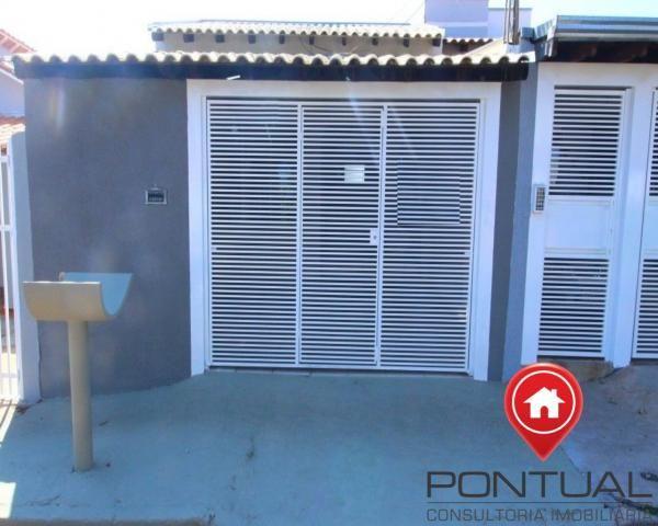Casa à Venda no Bairro Somenzari,Marília/SP