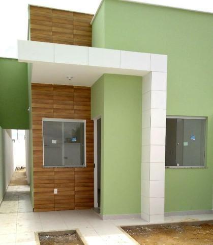 PRÓXIMO, A Av. Ayrton sena. Casas de 2/4, Suíte e no Porcelanato e Com Laje 992908888