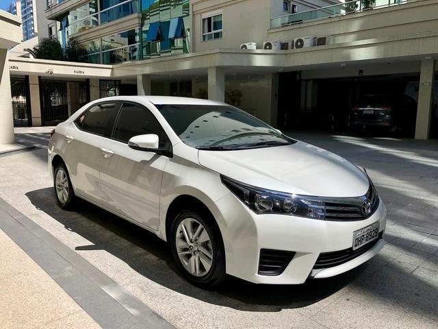 Toyota Corolla GLI UPPER (Abaixo da Fipe)