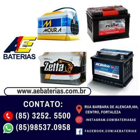 R$182,00 Bateria Na Oferta Mensal