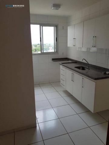 Apartamento Innovare Condomínio Club - Bairro Jardim Kennedy - Cuiabá-MT - Foto 7