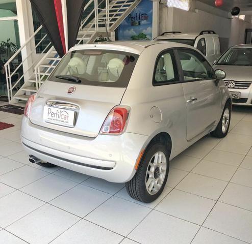 Fiat 500 2012/2013 Cult 1.4 2P Automatizado - Foto 8