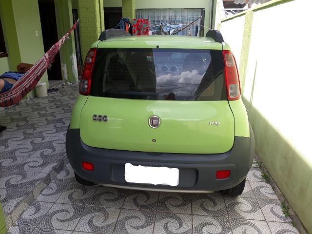 Fiat Uno Way 1.0 flex 4p 2012
