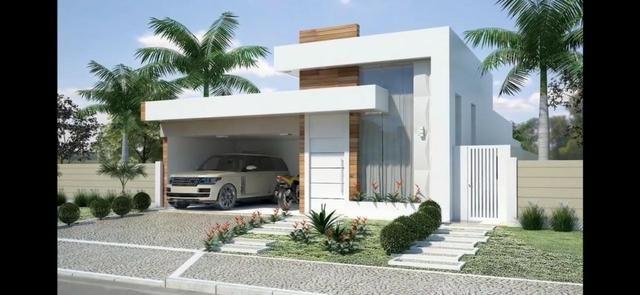Oportunidade !! Casa Moderna em Vicente Pires - Foto 2