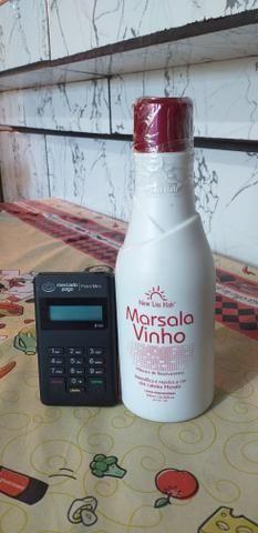 Matizador Marsala Vinho