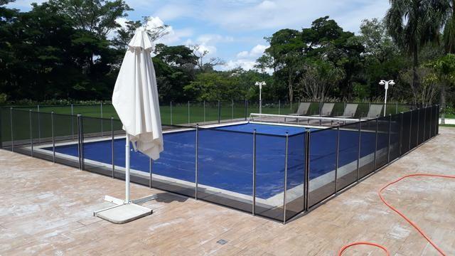 Cercas Removíveis P/ Piscina Safety Pool - Foto 6