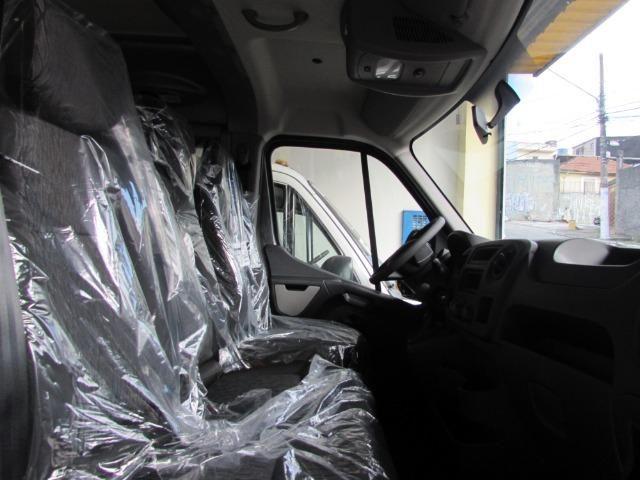 Renault Master Executiva Cinza - Foto 11