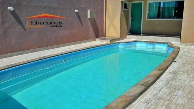 Oportunidade! Taguaparque! 03 quartos, piscina aquecida, churrasqueira, fogão à lenha - Foto 7