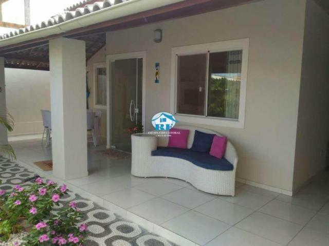 Casa de condomínio à venda com 3 dormitórios em Arembepe, Arembepe (camaçari) cod:25
