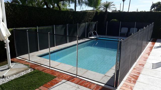 Cercas Removíveis P/ Piscina Safety Pool - Foto 2