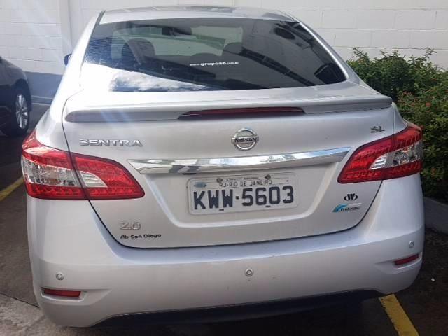 Duvido igual-Nissan Sentra 2.0 sl 16v flex at. 4p - Foto 2