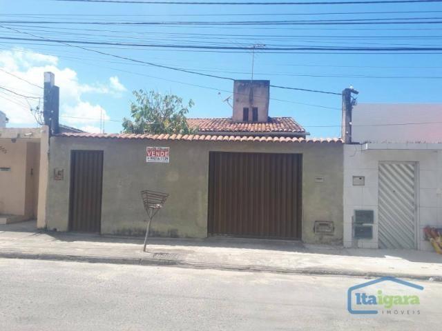 Casa com 3 dormitórios à venda, 144 m² por R$ 450.000 - Pernambués - Salvador/BA