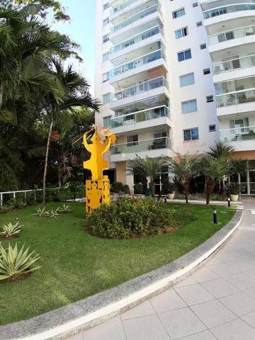 Apartamento Alphaville Laguna 2 Quartos 83m2 Nascente Dependência Alto Oportunidade