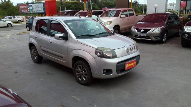 FIAT UNO 2013/2014 1.0 EVO VIVACE 8V FLEX 4P MANUAL