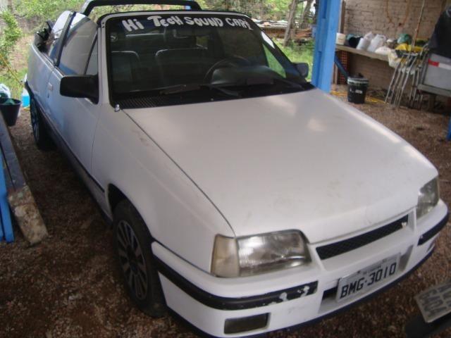 Kadett Conversivel GSI 1993 Branco - Foto 3