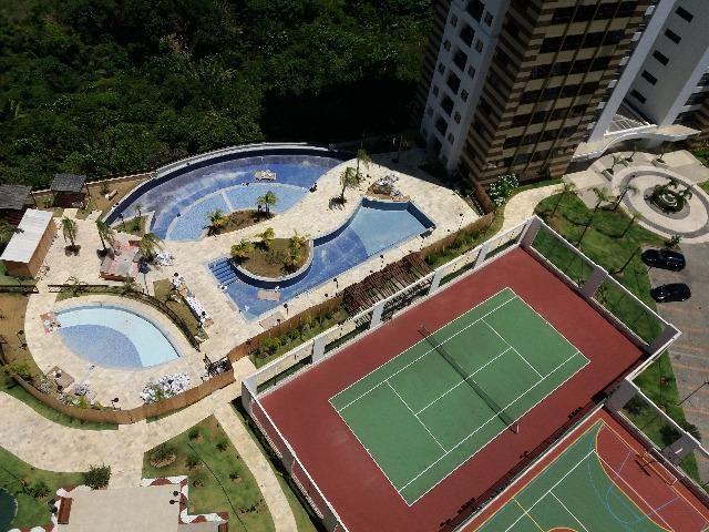 Apartamento Grenville Lumno 4 Suítes 225m2 Alto Decorado Nascente linda vista mar - Foto 19