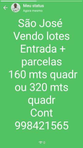 Loteamento em São José 1000 de Entrada - Foto 2
