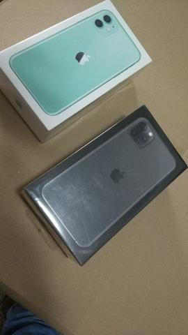 Novo iphone 11 64gb R$ 4.100, tenho linha completa Apple, iphone 11 pro max, xs, xs max