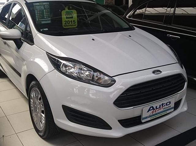 FORD FIESTA 2014/2015 1.5 S HATCH 16V FLEX 4P MANUAL