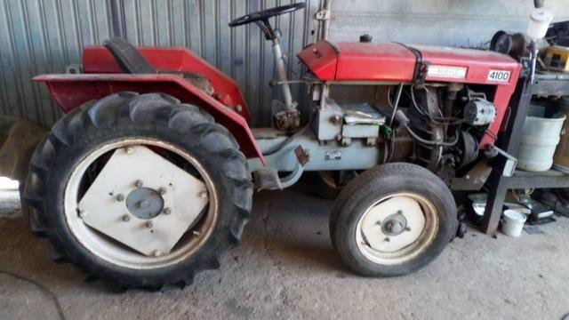 Trator Agrale 4100 - Foto 2