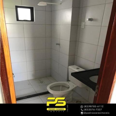 Apartamento com 2 dormitórios à venda, 61 m² por R$ 122.000 - Paratibe - João Pessoa/PB - Foto 8