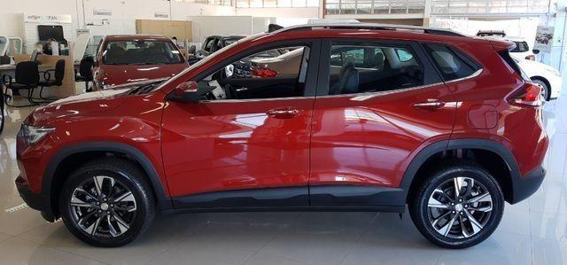 Nova Tracker Premier Aut 2022 - 1.2 Turbo - A SUV que deu um Restart na Categoria - Foto 3