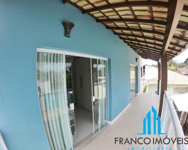 Espetacular casa Duplex com 06 Qts e lazer completo na Praia do Morro - Foto 14
