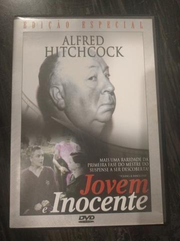 DVD Jovem e Inocente - R$ 10
