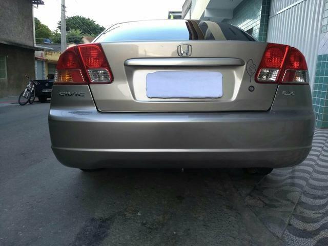 Honda Civic LX 1.7 automático 2004 - Foto 5