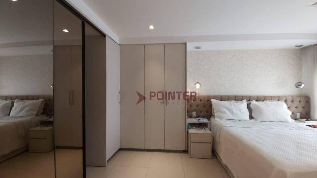 Apartamento Duplex com 3 quartos à venda, 155 m² Setor Bueno - Foto 17