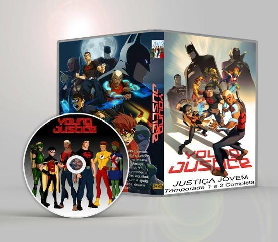 Justiça Jovem Temporada 1 2 3 Completo