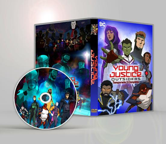 Justiça Jovem Temporada 1 2 3 Completo  - Foto 2