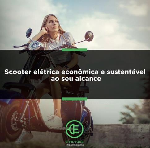 Scooter elétrica 0km 7.990,00 em 10x s/juros - Foto 4
