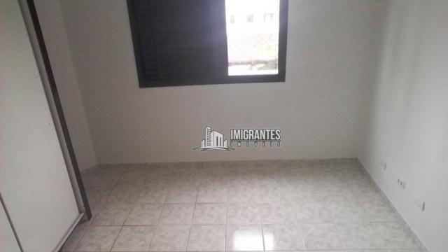 Apartamento de 1 dormitório na Guilhermina, em Praia Grande - Foto 13
