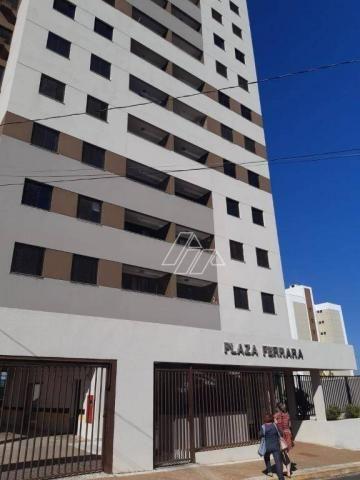 Apartamento com 3 dormitórios para alugar por R$ 1.200,00/mês - Boa Vista - Marília/SP - Foto 2