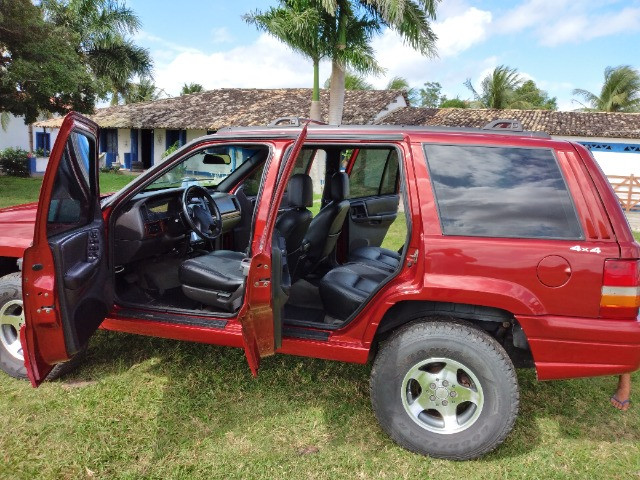 Jeep Gran Cherokee Laredo 98 4x4 gnv. Extra. Toda restaurada - Foto 10