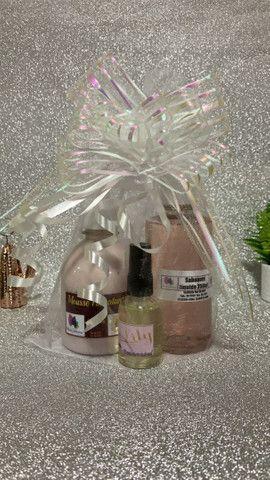 Kit presente perfumado  - Foto 2