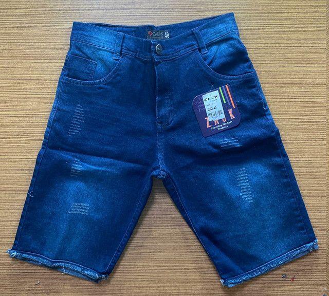 Bermudas Jeans Promocional - Foto 6